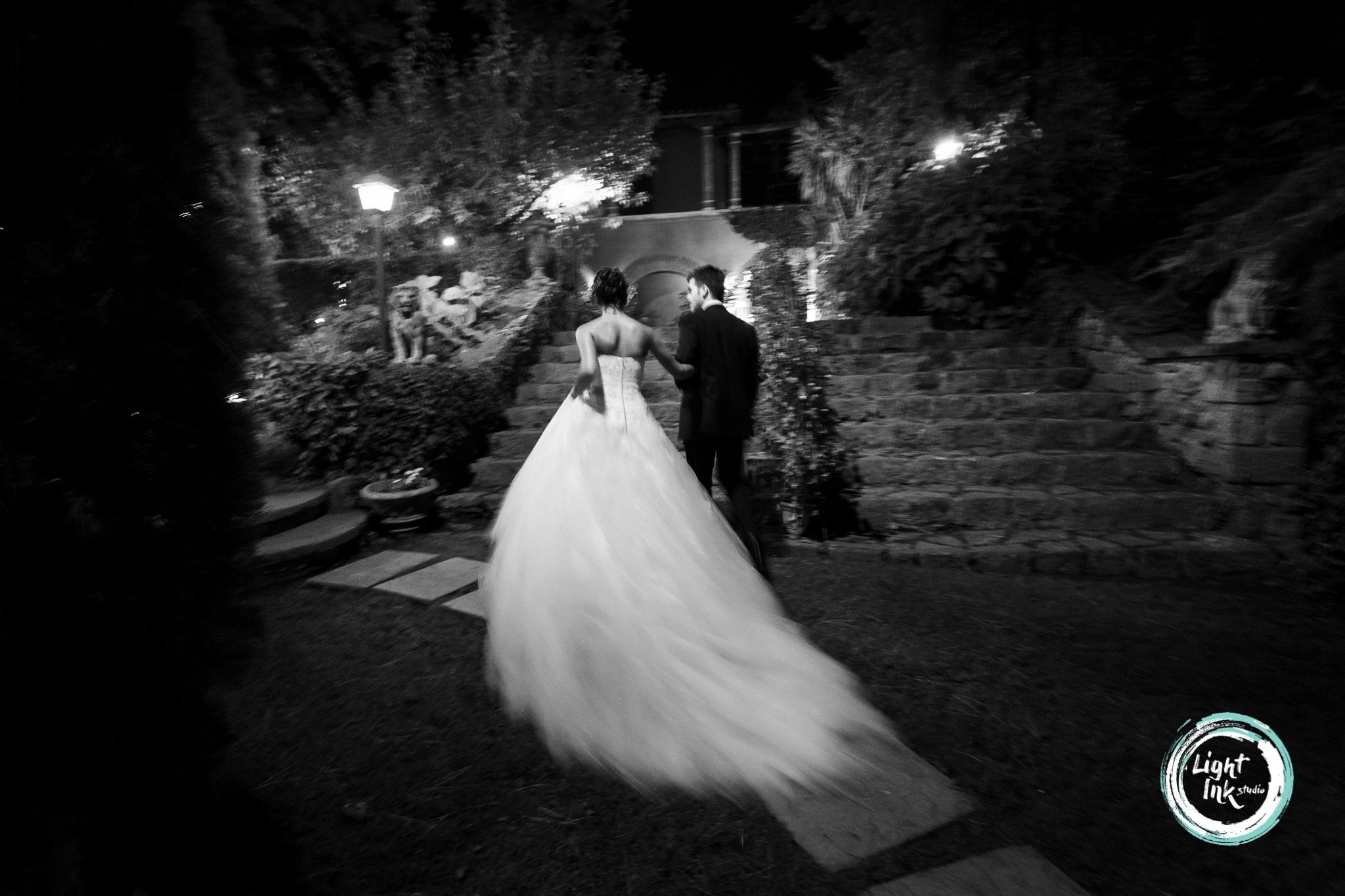 Foto matrimonio al ricevimento